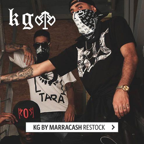 KG by MARRACASH Restock