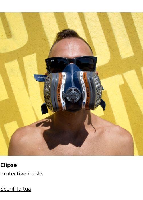 ELIPSE Maschere Protettive
