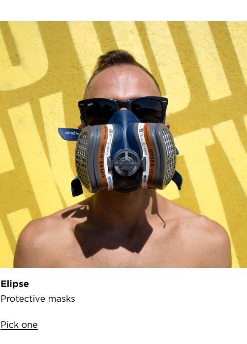 ELIPSE Protective Masks