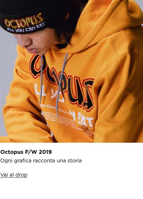 OCTOPUS F/W 2019