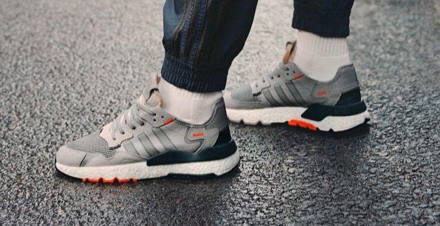 adidas uomo scarpe night jogger