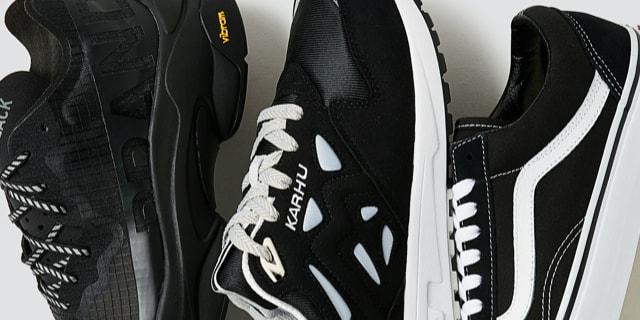 Black Sneakers | Free shipping at Graffitishop