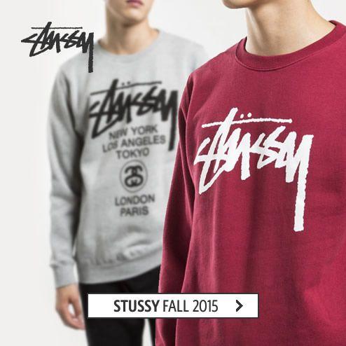 STUSSY Fall 15
