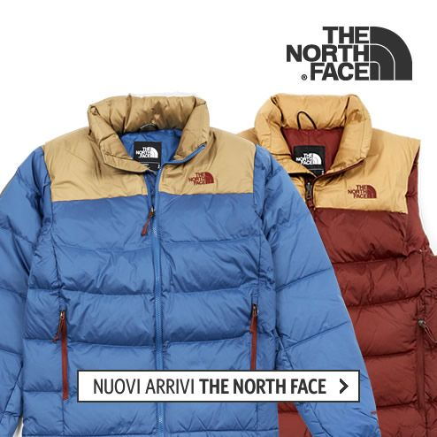 THE NORTH FACE Nuovi Arrivi