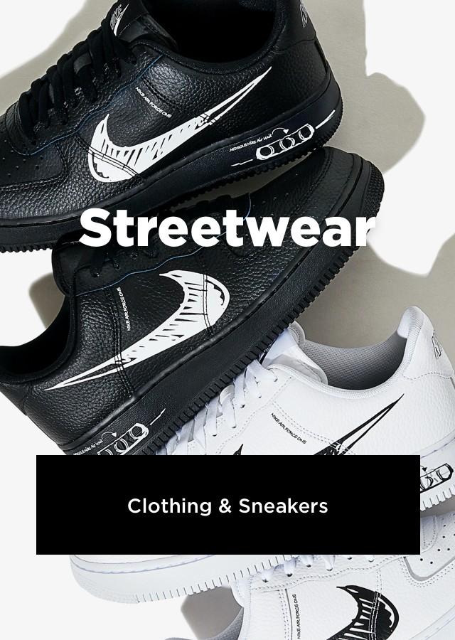 streetwear, sneakers and graffiti online