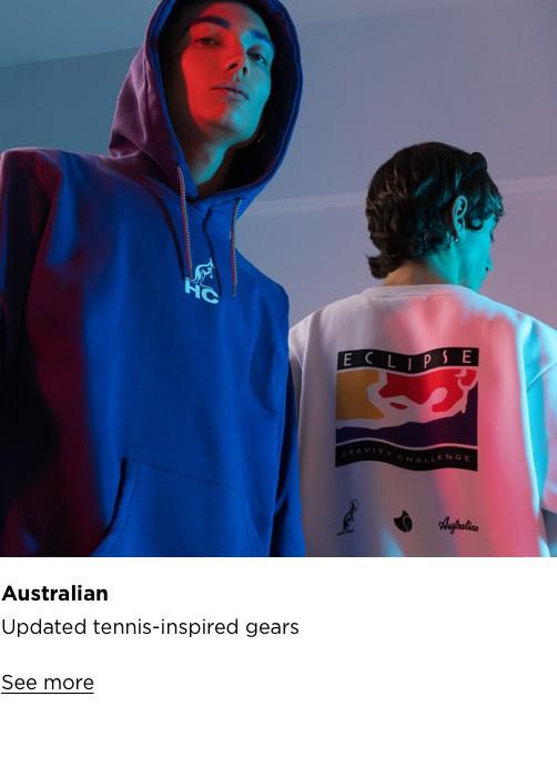 AUSTRALIAN F/W 2020