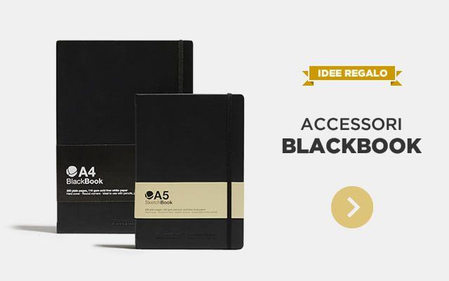 IDEE REGALO - Accessori Blackbook
