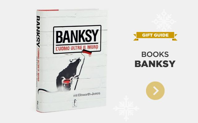GIFT GUIDE - Books Banksy