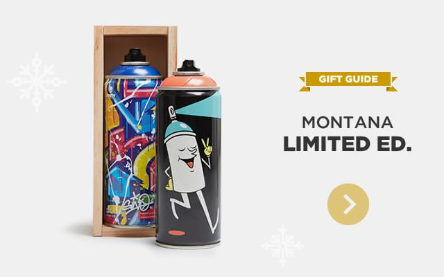 GIFT GUIDE - Montana Limited Edition