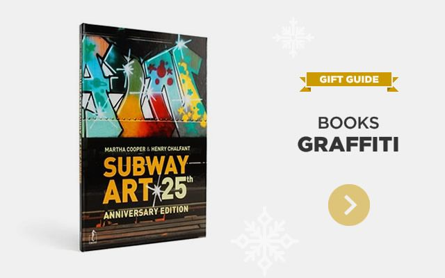 GIFT GUIDE - Books Graffiti