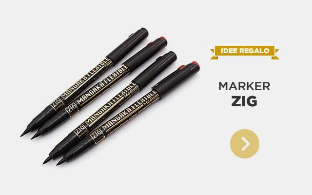 IDEE REGALO - Marker Zig