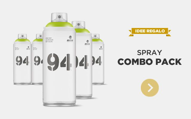 IDEE REGALO - Spray Combo Pack