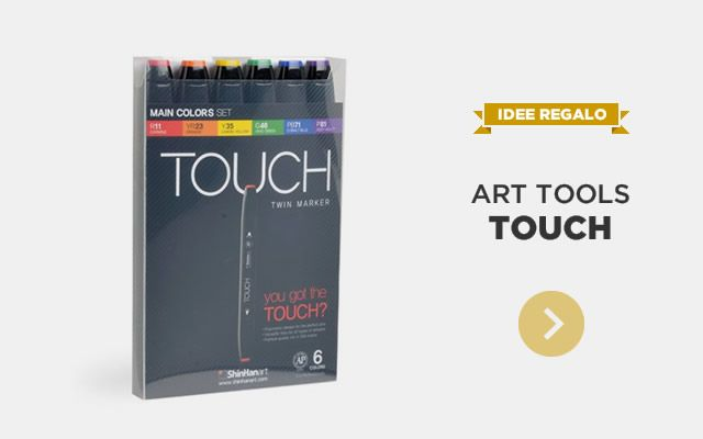 IDEE REGALO - Art Tools Touch