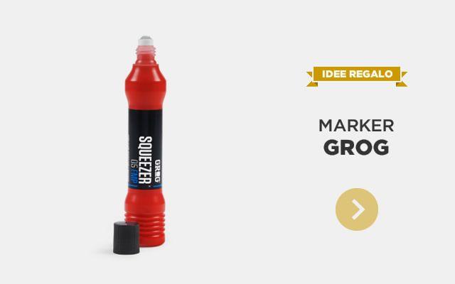 IDEE REGALO - Marker Grog