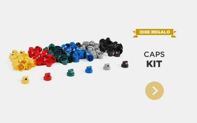 IDEE REGALO - Caps Kits