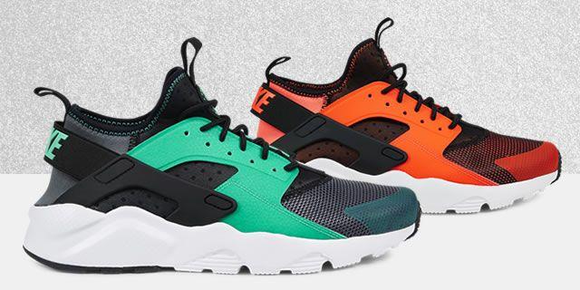 Nike Huarache Grigie Zalando