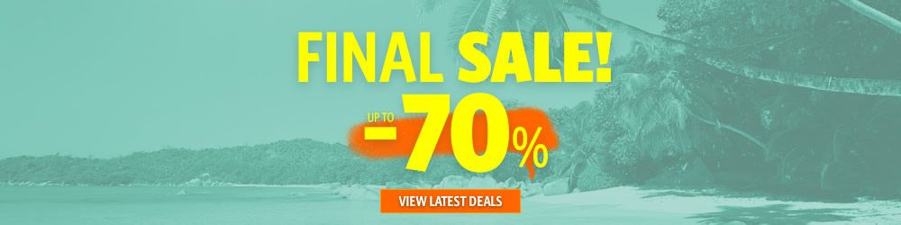 SALE Final Sale up to -70%