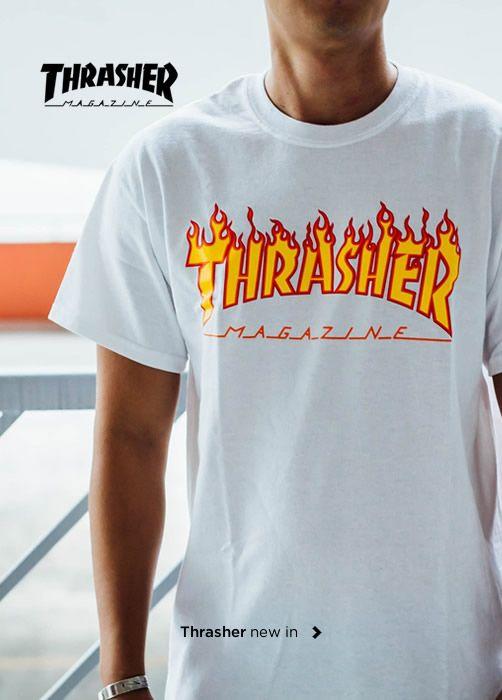 THRASHER New in