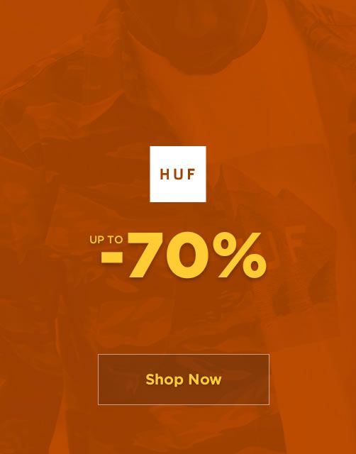 SALE up to -70% - Huf