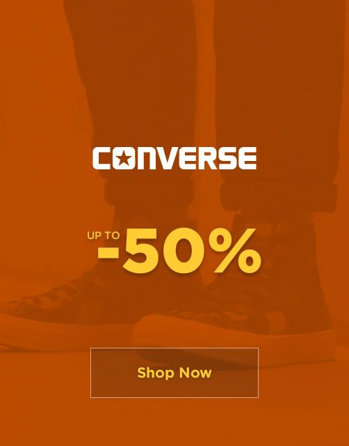 SALE up to -70% - Converse