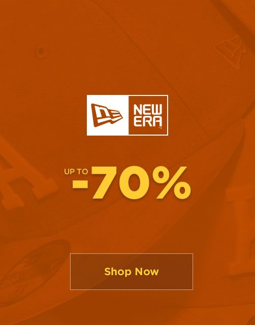 SALE up to -70% - New Era