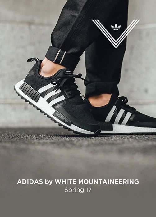 ADIDAS ORIGINALS by WHITE MOUNTAINEERING Spring 17