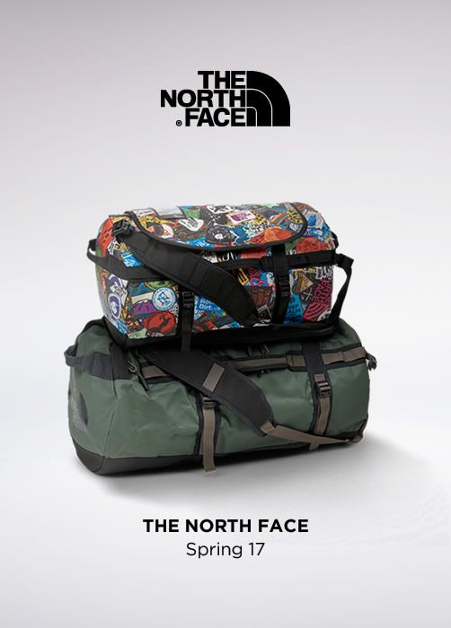 THE NORTH FACE Spring 17
