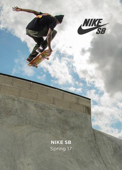 NIKE SB Spring 17