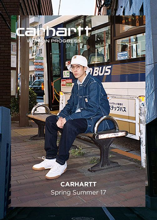 CARHARTT Spring Summer 17