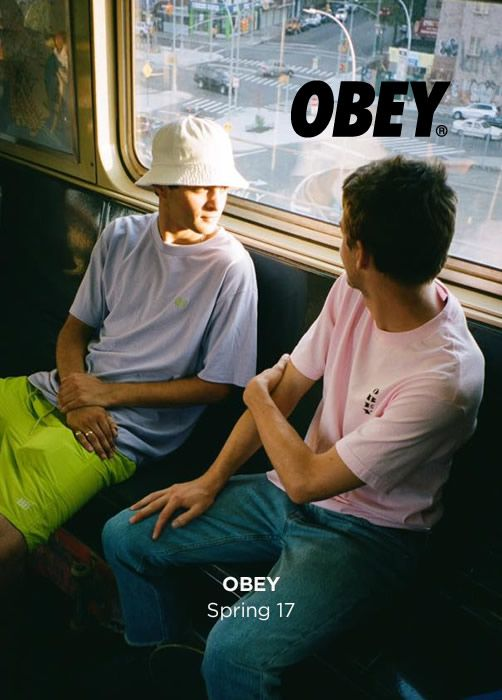 OBEY Spring 17
