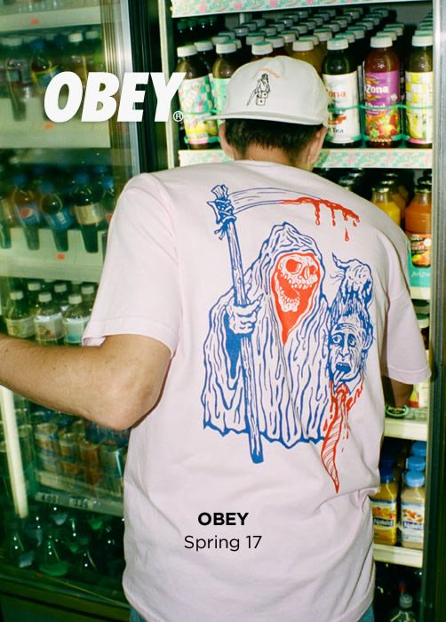 OBEY Summer 17
