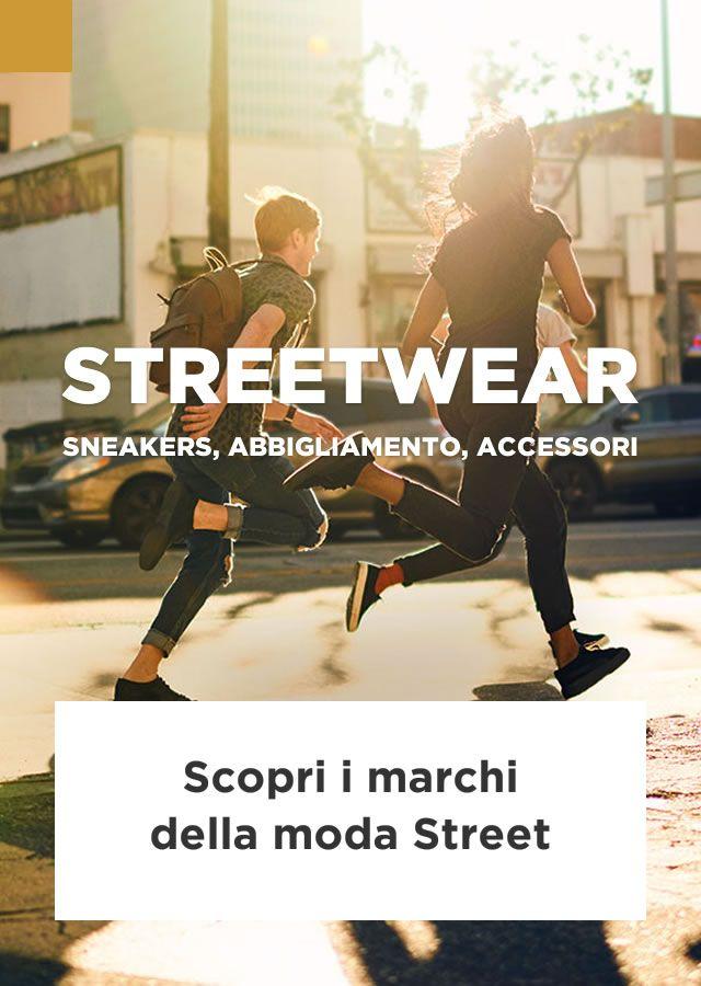 STREETWEAR Sneakers Abbigliamento Accessori e012d9f95a8