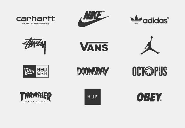 Mens clothes brands name