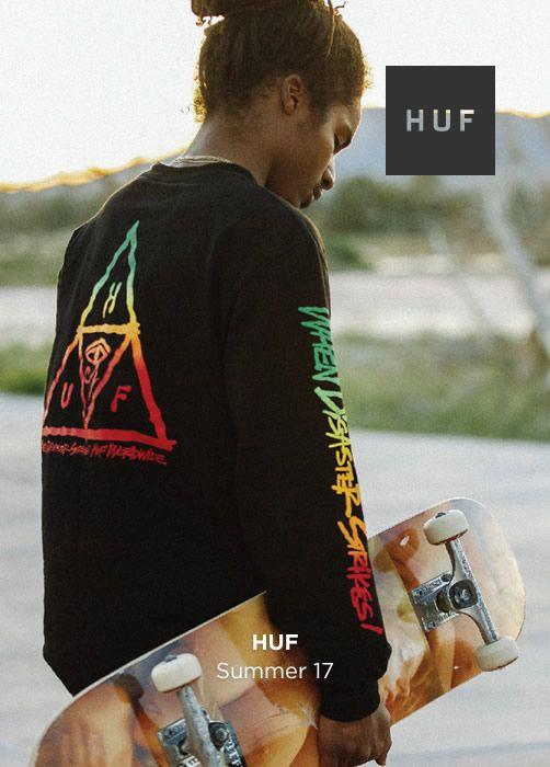 HUF Summer 17