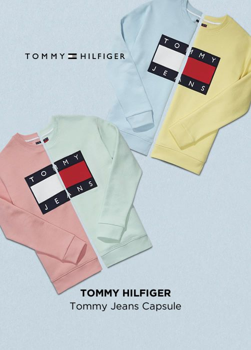 TOMMY HILFIGER Tommy Jeans Capsule