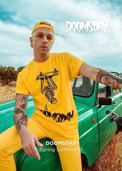 DOOMSDAY Spring Summer 17