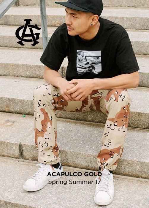 ACAPULCO GOLD Spring Summer 17