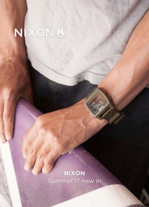 NIXON Summer 17 new in