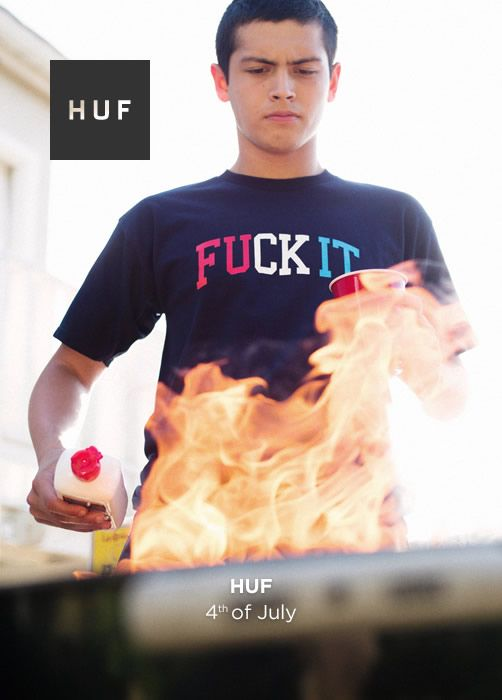 HUF 4th of July