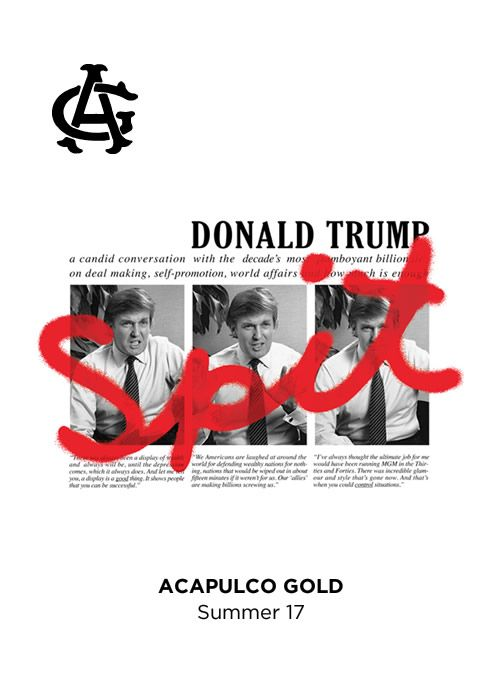ACAPULCO GOLD Summer 17