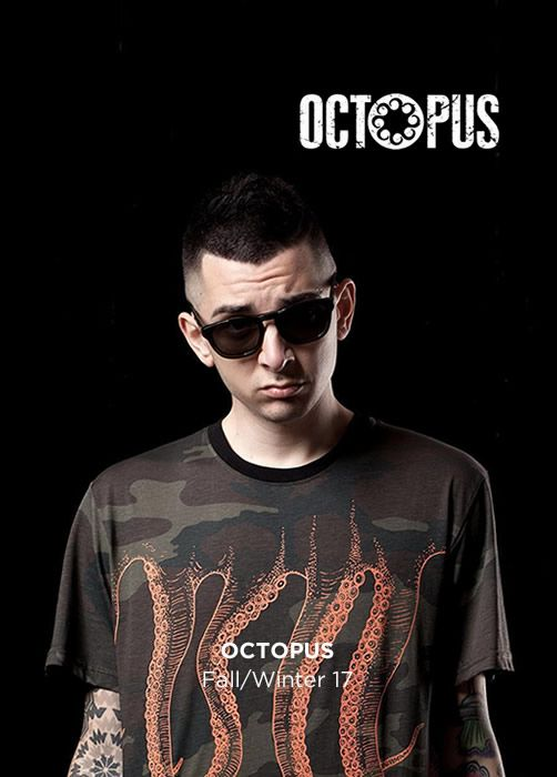OCTOPUS Fall/Winter 17