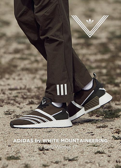 ADIDAS by WHITE MOUNTAINEERING Fall/Winter 17
