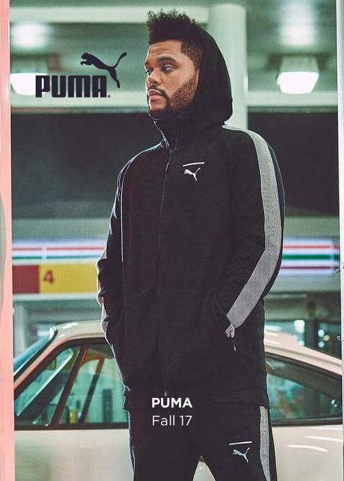 PUMA Fall 17