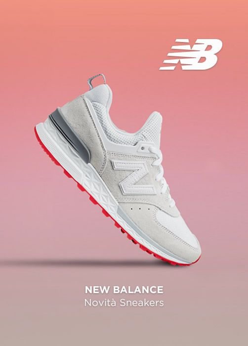 NEW BALANCE Novità Sneakers