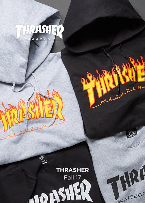THRASHER Fall 17