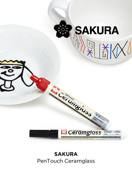 SAKURA PenTouch Ceramglass