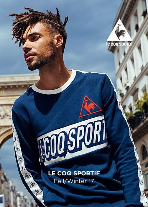 LE COQ SPORTIF Fall/Winter 17