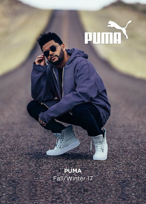 PUMA Fall/Winter 17