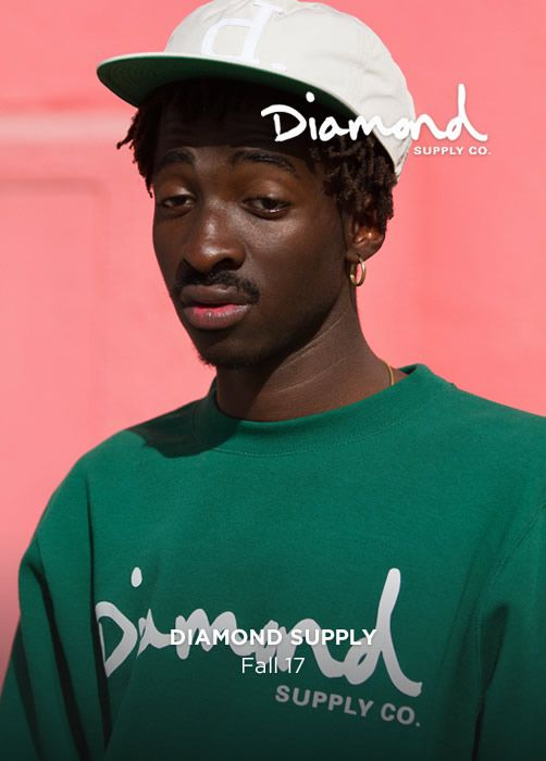 DIAMOND SUPPLY Fall 17