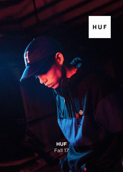 HUF Fall 17